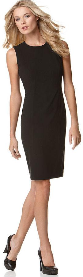 Calvin Klein Dress, Sleeveless Sheath