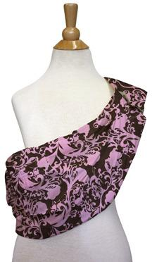 peanutshell® Baby Sling - Pink Couture