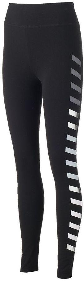 Juniors' SO® Perfectly Soft High-Waist Yoga Leggings