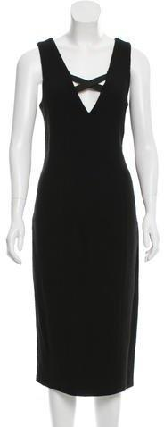 Creatures of the Wind Textured Midi Dress w/ Tags