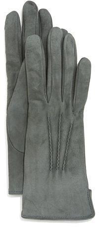 Portolano Suede Gloves w/Vented Cuffs