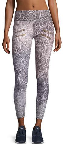 Varley Palms Full-Length Performance Leggings w/ Zips