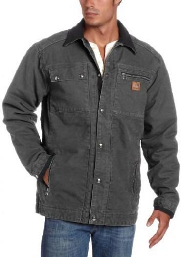 Carhartt Men 39 S Big Tall Quilted Flannel Lined Non Hooded