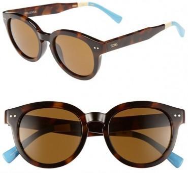 Glasses Frames Bellevue Wa : TOMS Bellevue 51mm Sunglasses - Trendylog
