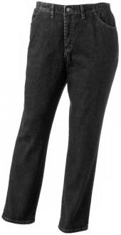 Lee side-elastic jeans - women's plus
