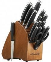 Calphalon® Contemporary 17-Piece Block Set