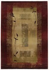 Sphinx by Oriental Weavers Area Rug, Generations 544X Shadow Vine 4' x 5'9""