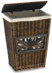 LaMont Carved Willow Hamper