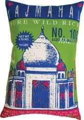 Koko - Taj Mahal Rice Pillow
