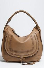 Chloe Chloé 'Marcie - Large' Leather Hobo