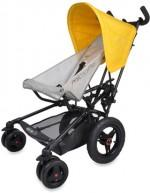 Scandinavian Child™ Micralite FastFold Superlite Stroller - Yellow