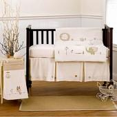 Nature's PurestTM Sleepy Safari Crib Bedding & Accessories