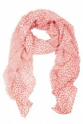 Beck Sondergaard Heart Storm Scarf Red
