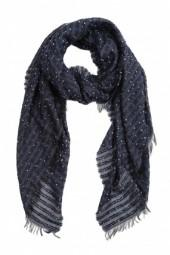 Rag & Bone Willow Scarf Navy