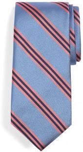 Extra-Long BB#1 Repp Tie
