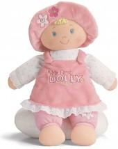 Gund Girls' My First Dolly Plush Doll - 13""