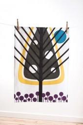 Ferm Living - Pine Tea Towel
