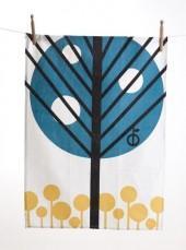 Ferm Living - Apple Kitchen Tea Towel