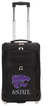 Kansas state wildcats luggage, 21-in. wheeled carry-on