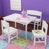 Kidkraft nantucket table & chairs set