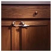Kidco sliding cabinet lock