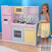 Kidkraft large kitchen play set