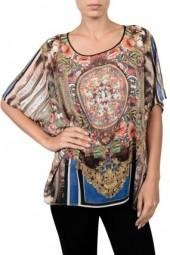 Clover Canyon Russian Printed Blouse