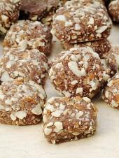 SweetBliss Sugar-Free Almond Butter Crunch Bites