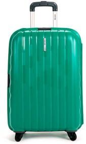 "Delsey Suitcase, 26"" Helium Colours Hardside Rolling Spinner Upright"
