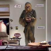 Fathead ® star wars ® chewbacca TM wall decal