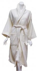Textiles Plus Cotton Terry Adult Robe