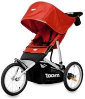 Joovy Zoom ATS Stroller in Red