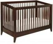 DaVinci Highland 4-in-1 Convertible Crib in Espresso