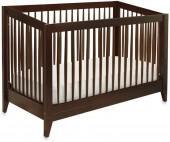 DaVinci Highland 4-in-1 Convertible Crib in Espresso