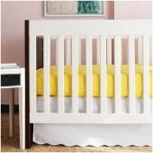 Oliver B 2-Piece Crib Bedding Set- Sunshine Yellow