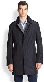 Saks Fifth Avenue Collection Reversible Jacket