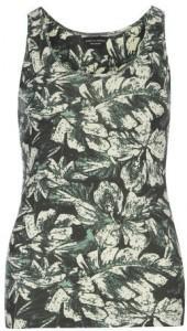 Green Leaf Vest