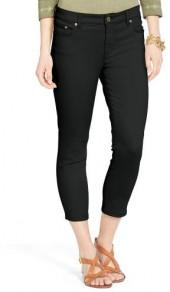 Ralph Lauren Jeans Co. Classic Cropped Straight Jean
