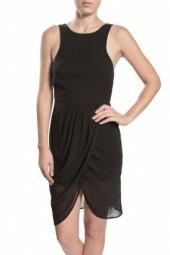 Finders Keepers Stranger In Paradise Dress Black