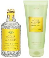 4711 Acqua Colonia - Lemon + Ginger Duo Set