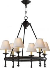 E.F. Chapman CLASSIC MINI RING CHANDELIER