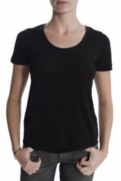 Rag & Bone Leon TShirt Blouse Black