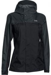 Under Armour Hurakan Jacket - Women's Black/Anthracite/Glacier Gray S