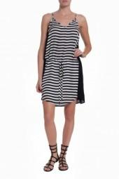 Mason by Michelle Mason Cami Dress Strp