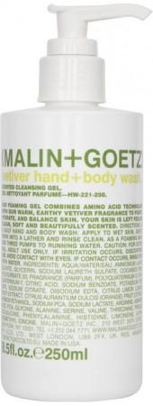 MALIN + GOETZ Vetiver Hand & Body Wash