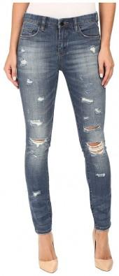 Blank NYC Denim Distressed Skinny in So Called Life