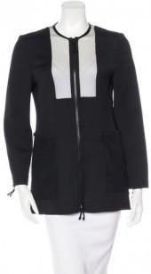 Ralph Rucci Silk & Wool-Blend Jacket