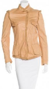 Roberto Cavalli Lightweight Leather Jacket