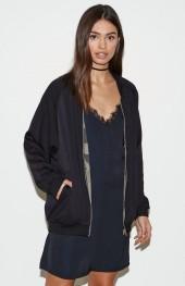 Kendall & Kylie Reversible Bomber Jacket