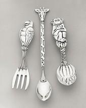 Reed & Barton Safari Baby Flatware